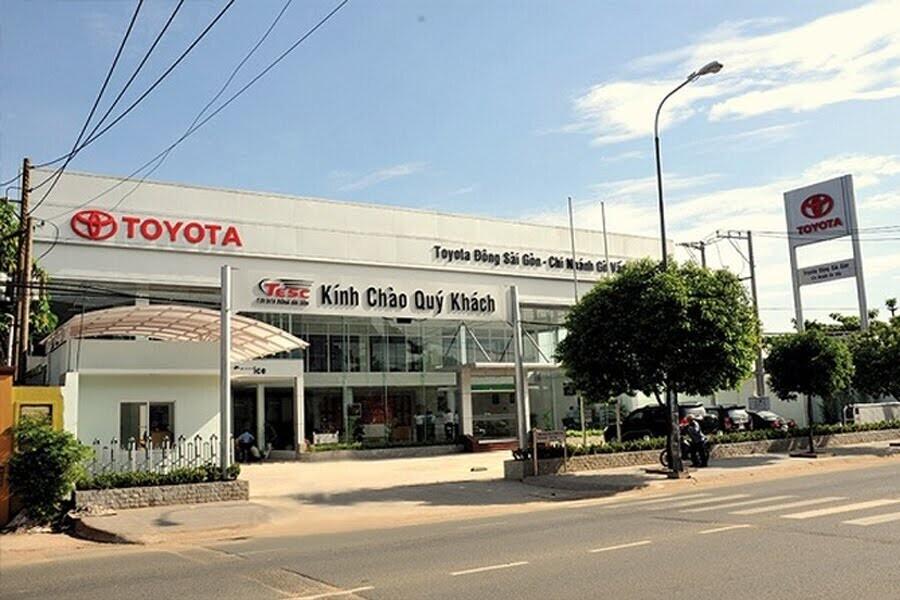 Đại Lý Toyota Đông Sài Gòn Quận 2 TPHCM - Hình 2
