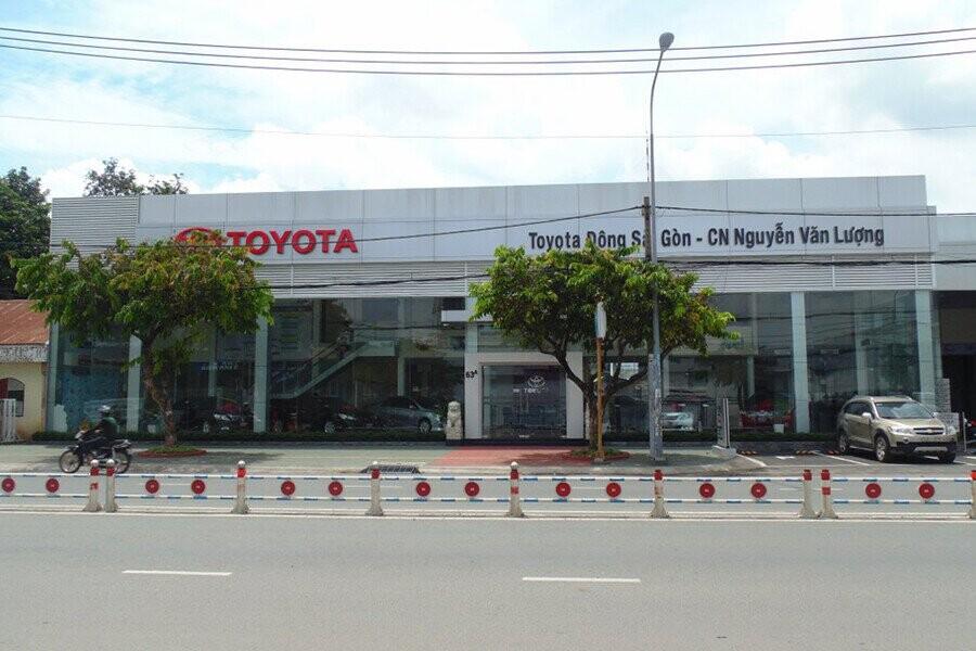 Đại Lý Toyota Đông Sài Gòn Quận 2 TPHCM - Hình 3