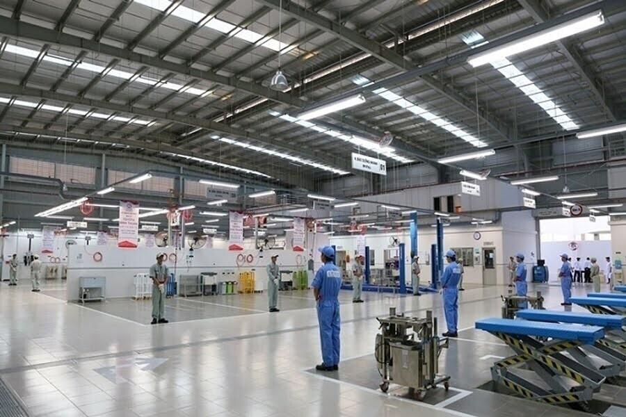 Đại Lý Toyota Đông Sài Gòn Quận 2 TPHCM - Hình 4