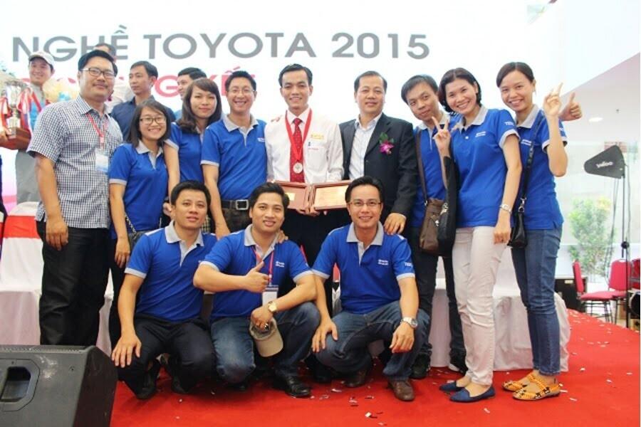 Đại Lý Toyota Đông Sài Gòn Quận 2 TPHCM - Hình 5