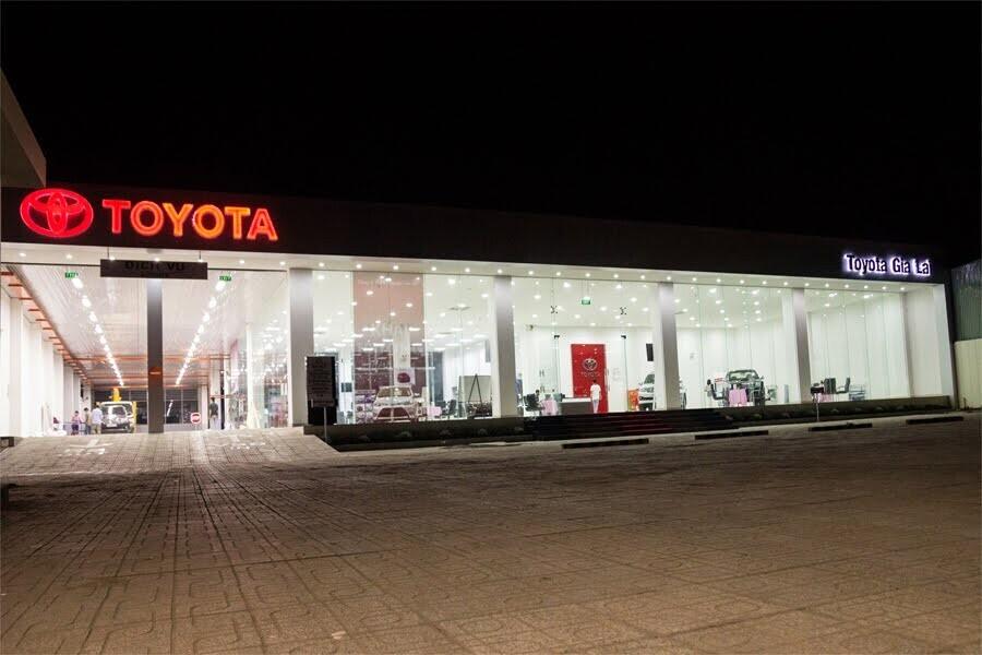 Đại Lý Toyota Gia Lai TP Pleiku Gia Lai - Hình 1