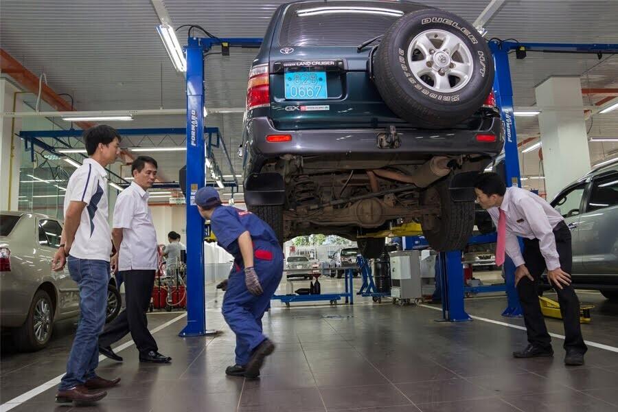 Đại Lý Toyota Gia Lai TP Pleiku Gia Lai - Hình 3