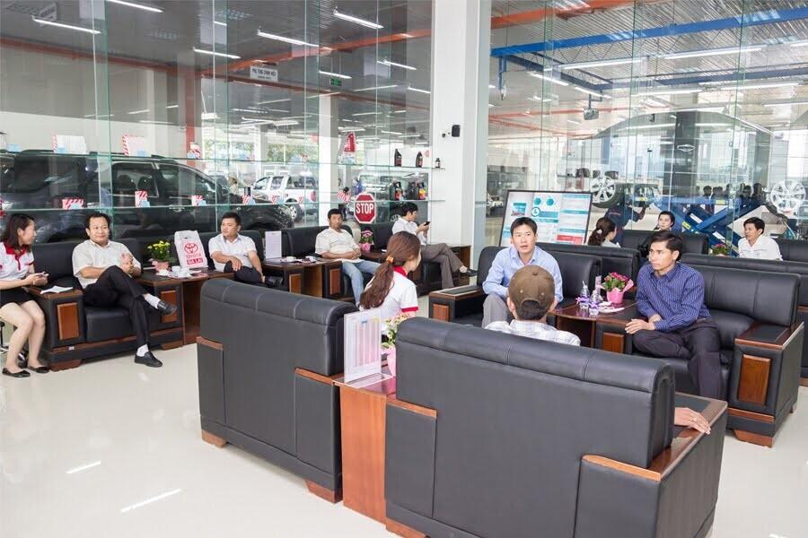 Đại Lý Toyota Gia Lai TP Pleiku Gia Lai - Hình 4