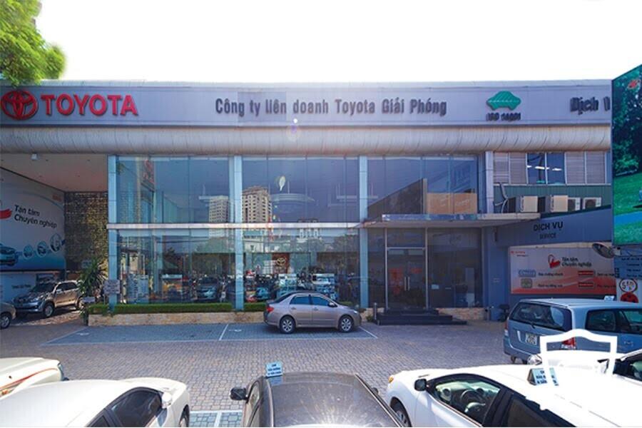 Đại Lý Toyota Giải Phóng Quận Hoàng Mai Hà Nội - Hình 1