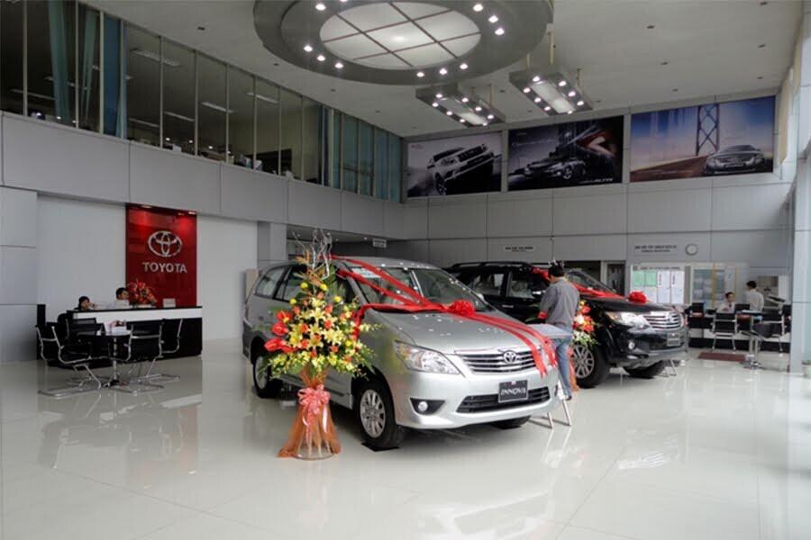Đại Lý Toyota Giải Phóng Quận Hoàng Mai Hà Nội - Hình 2