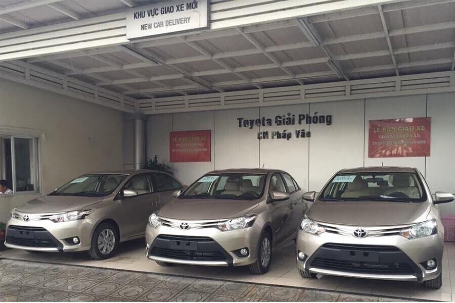 Đại Lý Toyota Giải Phóng Quận Hoàng Mai Hà Nội - Hình 3
