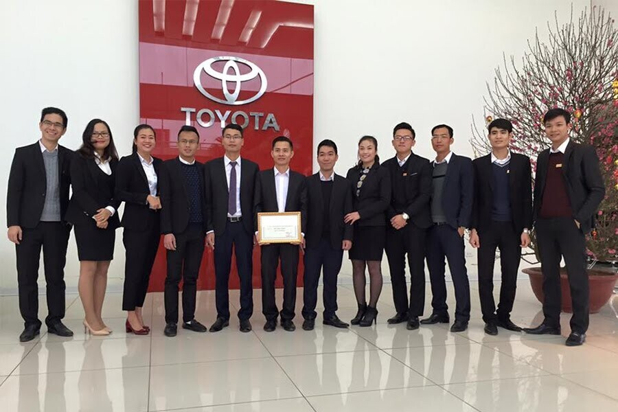 Đại Lý Toyota Giải Phóng Quận Hoàng Mai Hà Nội - Hình 4