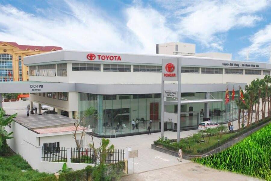Đại Lý Toyota Giải Phóng Quận Hoàng Mai Hà Nội - Hình 5