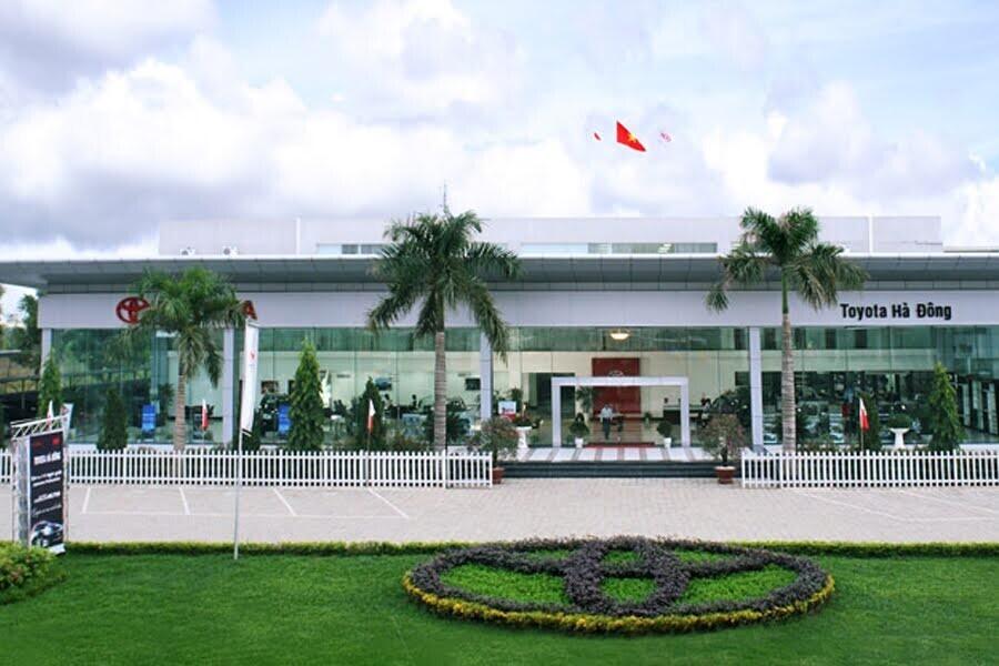 Đại Lý Toyota Hà Đông Phường Yên Nghĩa TP Hà Nội - Hình 1