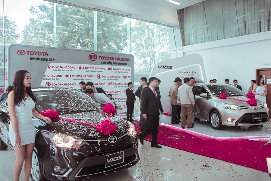 Đại Lý Toyota Hà Đông Phường Yên Nghĩa TP Hà Nội - Hình 2