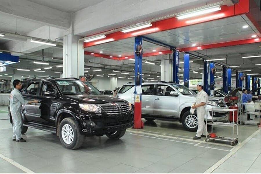 Đại Lý Toyota Hà Đông Phường Yên Nghĩa TP Hà Nội - Hình 3