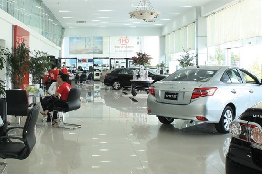 Đại Lý Toyota Hà Đông Phường Yên Nghĩa TP Hà Nội - Hình 4