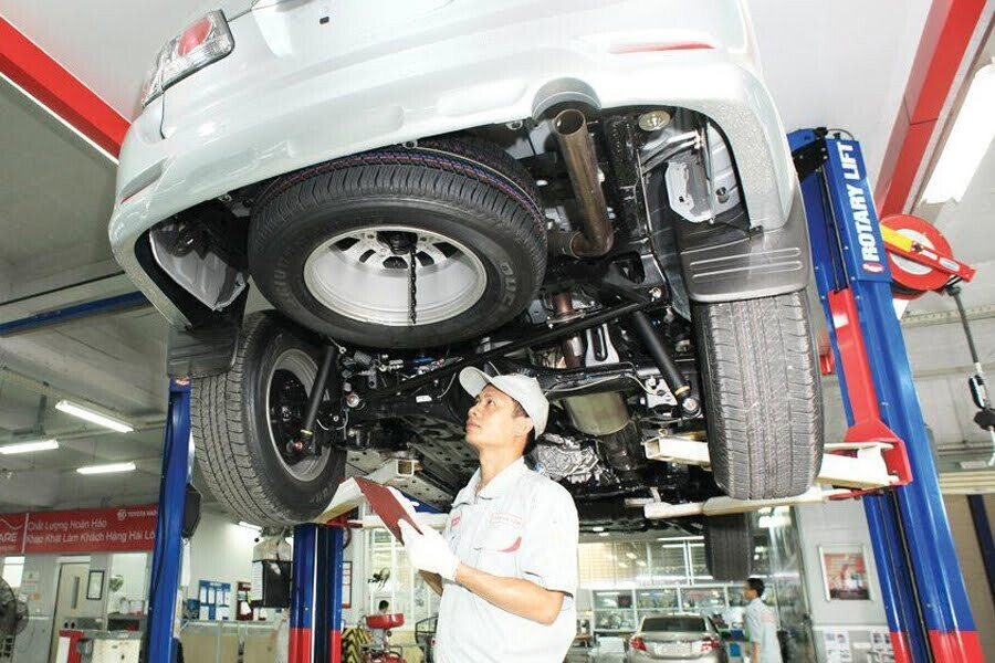 Đại Lý Toyota Hà Đông Phường Yên Nghĩa TP Hà Nội - Hình 5