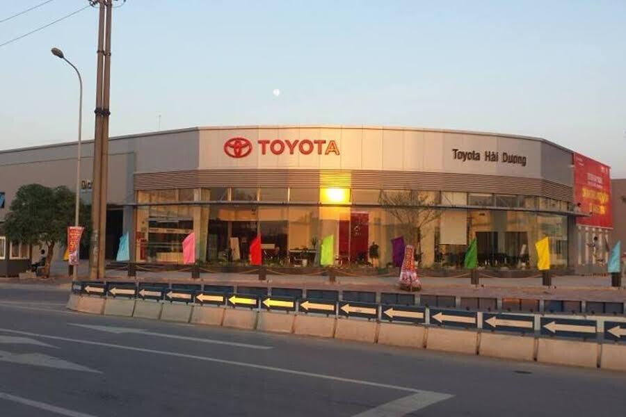 Đại Lý Toyota Hải Dương Phường Cẩm Thượng TP Hải Dương - Hình 1