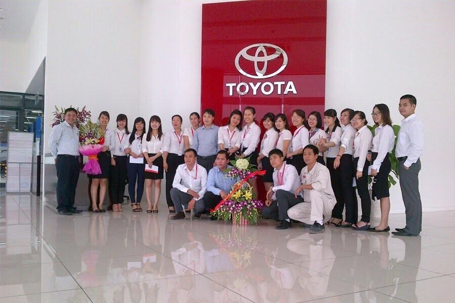 Đại Lý Toyota Hải Dương Phường Cẩm Thượng TP Hải Dương - Hình 4