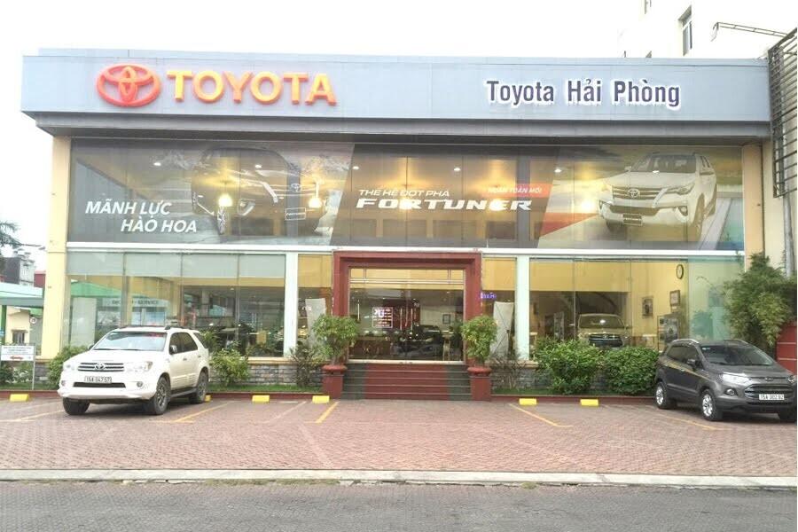 Đại Lý Toyota Hải Phòng Quận Ngô Quyền Hải Phòng - Hình 1