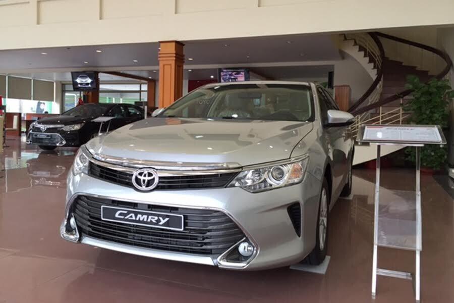 Đại Lý Toyota Hải Phòng Quận Ngô Quyền Hải Phòng - Hình 2