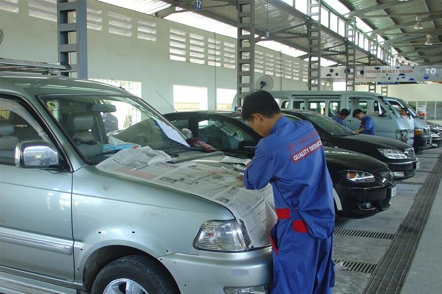 Đại Lý Toyota Hải Phòng Quận Ngô Quyền Hải Phòng - Hình 3