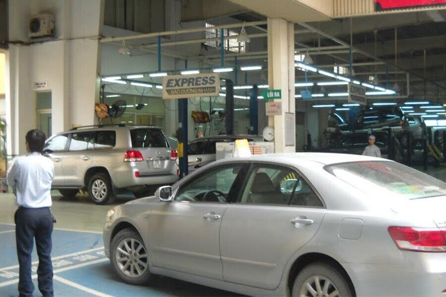 Đại Lý Toyota Hoàn Kiếm Phường Phan Chu Trinh TP Hà Nội - Hình 3
