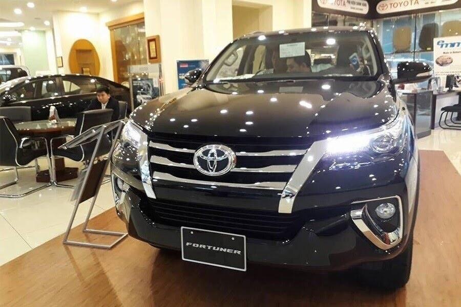Đại Lý Toyota Hoàn Kiếm Phường Phan Chu Trinh TP Hà Nội - Hình 2