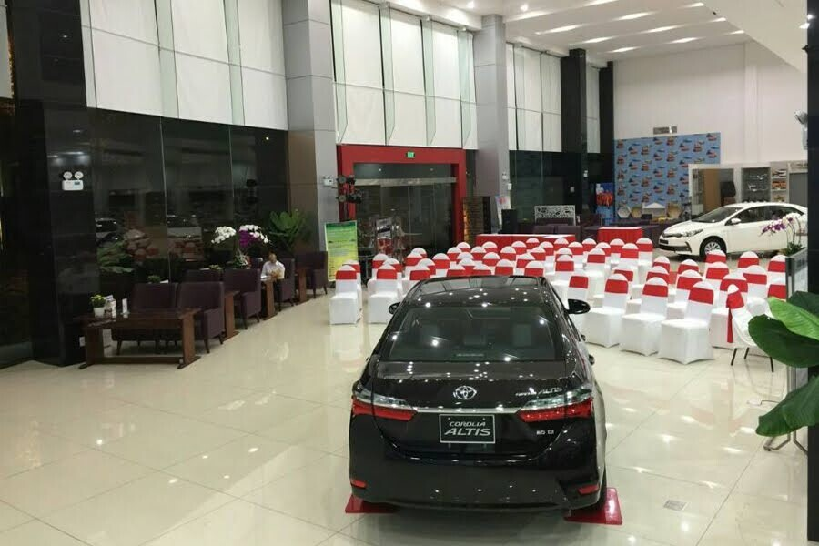 Đại Lý Toyota Hùng Vương Quận Bình Tân TPHCM - Hình 4