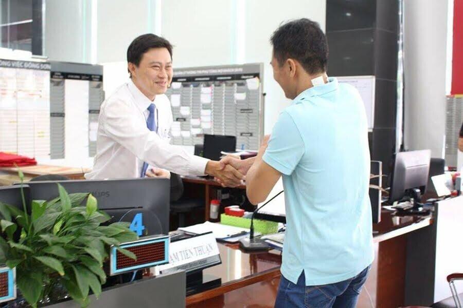 Đại Lý Toyota Hùng Vương Quận Bình Tân TPHCM - Hình 5