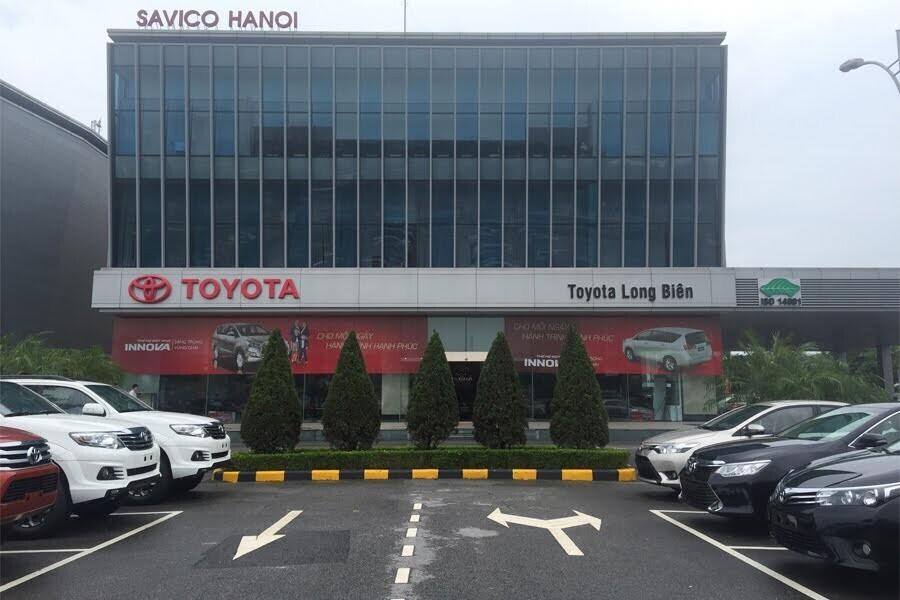 Đại Lý Toyota Long Biên Phường Gia Thụy TP Hà Nội - Hình 1