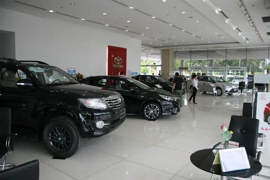 Đại Lý Toyota Long Biên Phường Gia Thụy TP Hà Nội - Hình 2