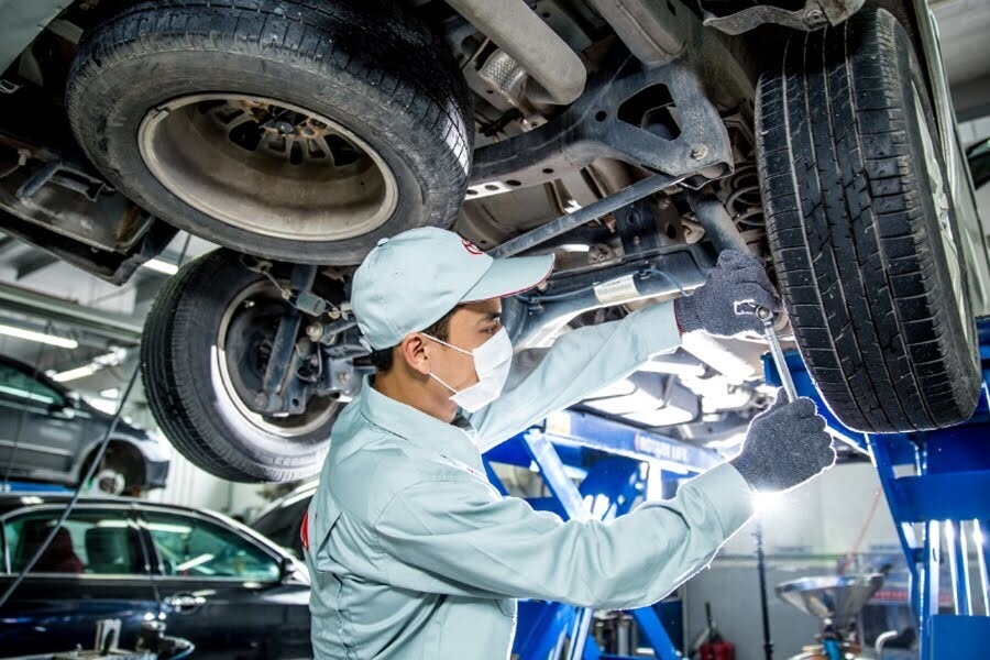 Đại Lý Toyota Long Biên Phường Gia Thụy TP Hà Nội - Hình 3