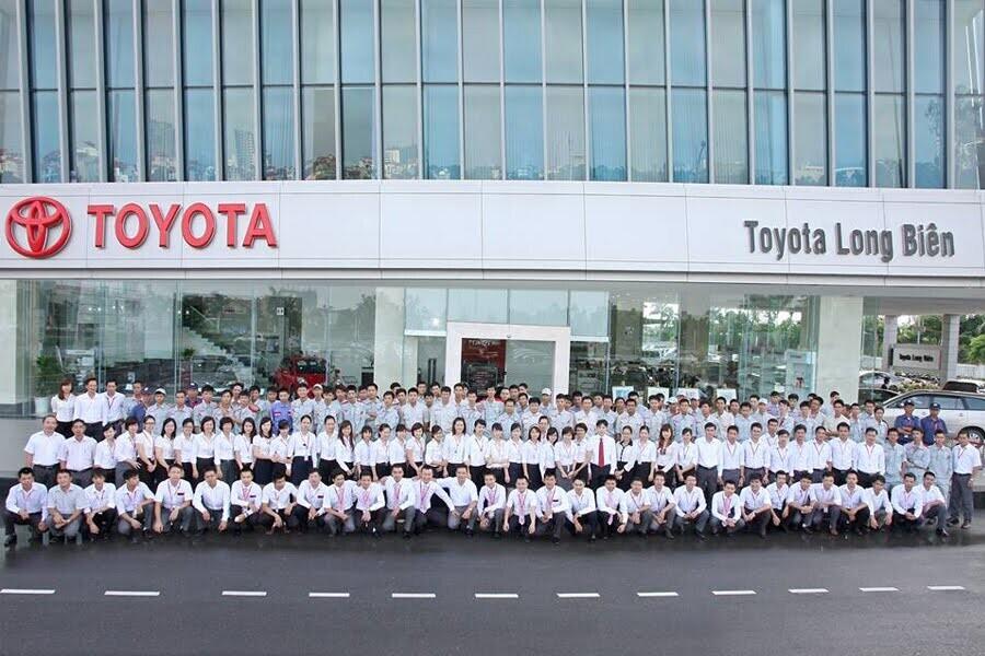 Đại Lý Toyota Long Biên Phường Gia Thụy TP Hà Nội - Hình 4