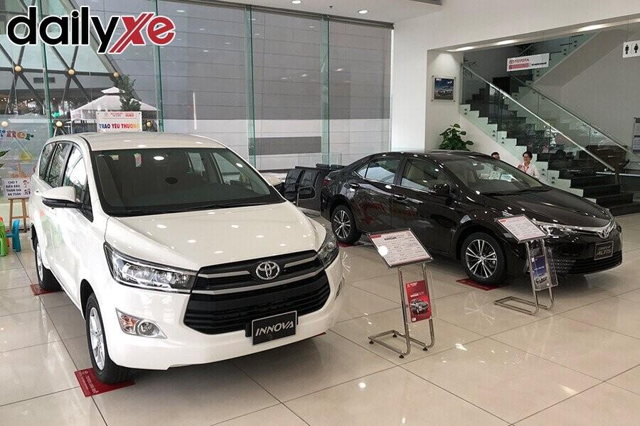 Toyota Innova - Hình 1