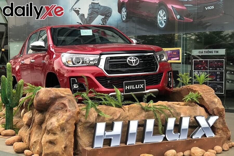 Toyota Hilux - Hình 1