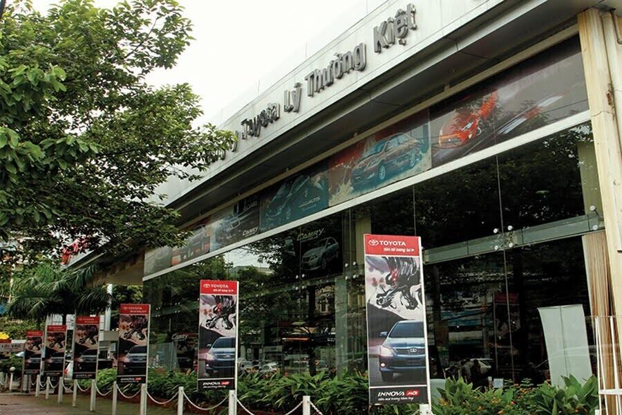Đại Lý Toyota Lý Thường Kiệt Quận Tân Bình TPHCM - Hình 1