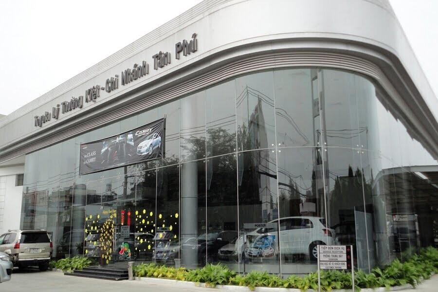Đại Lý Toyota Lý Thường Kiệt Quận Tân Bình TPHCM - Hình 2