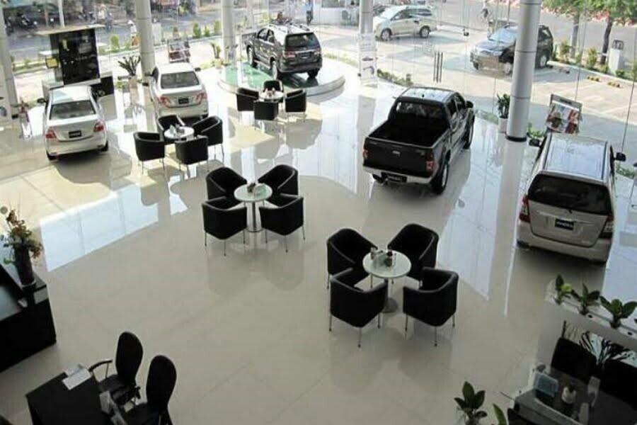 Đại Lý Toyota Lý Thường Kiệt Quận Tân Bình TPHCM - Hình 4