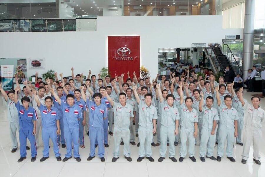 Đại Lý Toyota Lý Thường Kiệt Quận Tân Bình TPHCM - Hình 5
