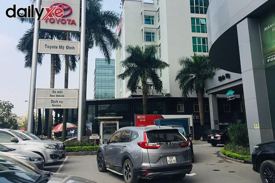 Đại Lý Toyota Mỹ Đình Quận Nam Từ Liêm TP Hà Nội - Hình 1