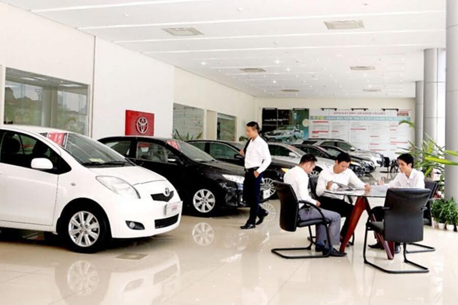 Đại Lý Toyota Mỹ Đình Quận Nam Từ Liêm TP Hà Nội - Hình 4