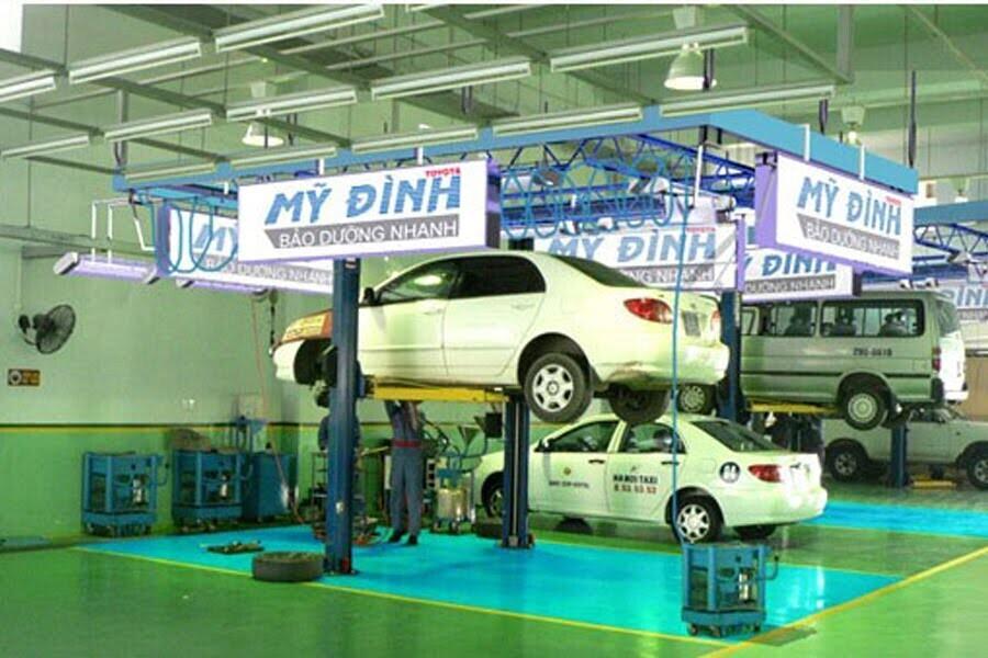 Đại Lý Toyota Mỹ Đình Quận Nam Từ Liêm TP Hà Nội - Hình 5