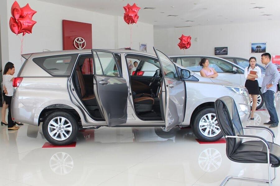 Đại Lý Toyota Nha Trang Xã Vĩnh Hiệp Khánh Hòa - Hình 4