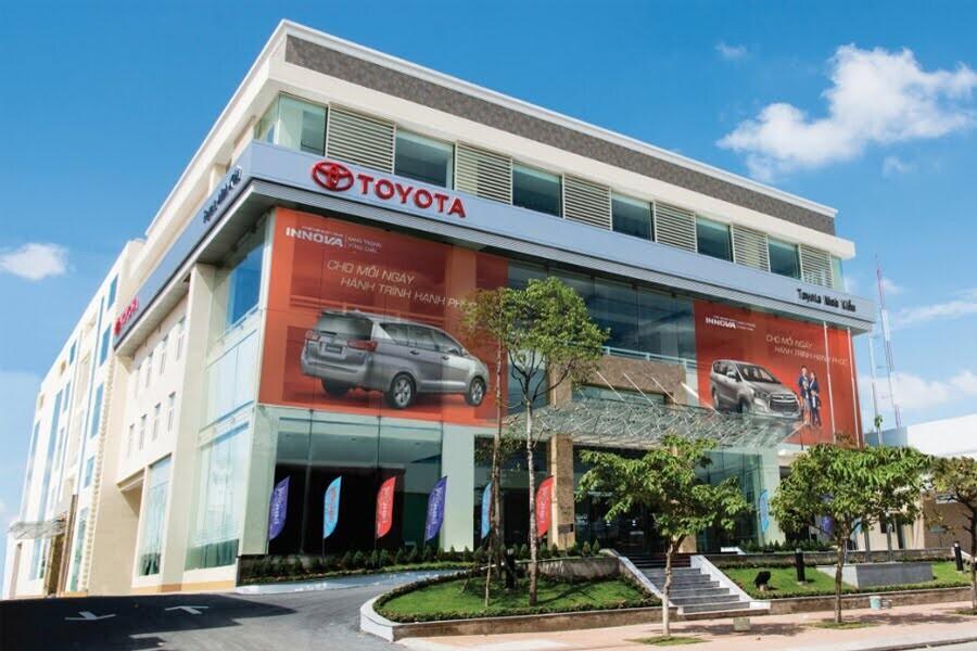 Đại Lý Toyota Ninh Kiều Phường An Hòa Cần Thơ - Hình 1