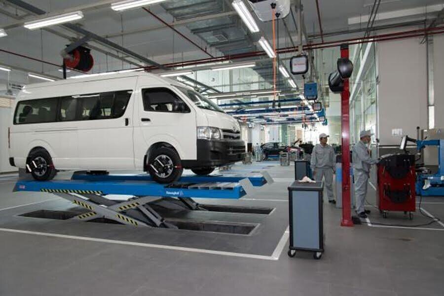Đại Lý Toyota Ninh Kiều Phường An Hòa Cần Thơ - Hình 3