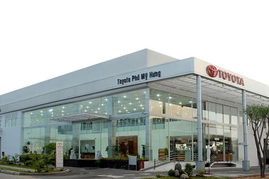 Đại Lý Toyota Phú Mỹ Hưng Quận 7 TPHCM - Hình 1