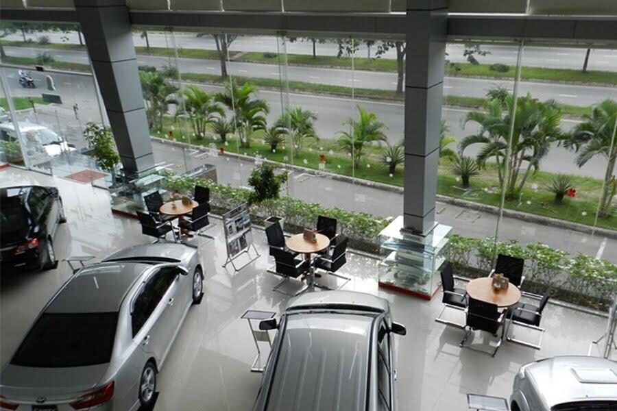 Đại Lý Toyota Phú Mỹ Hưng Quận 7 TPHCM - Hình 2