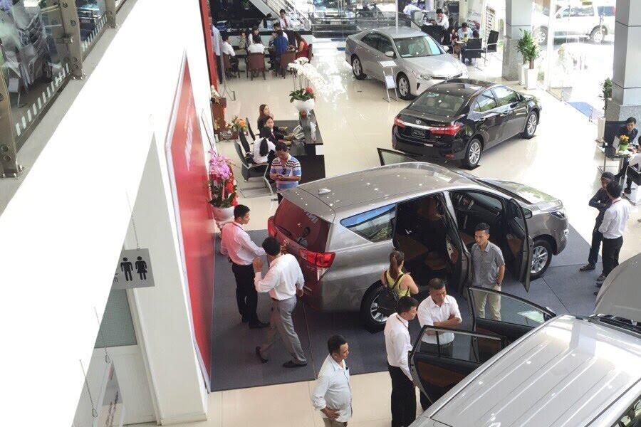 Đại Lý Toyota Phú Mỹ Hưng Quận 7 TPHCM - Hình 3