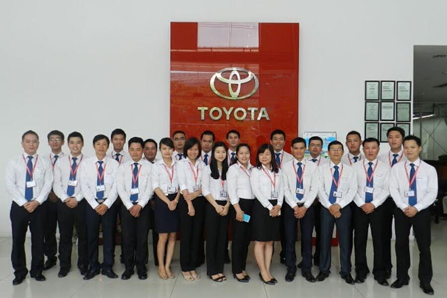 Đại Lý Toyota Phú Mỹ Hưng Quận 7 TPHCM - Hình 4