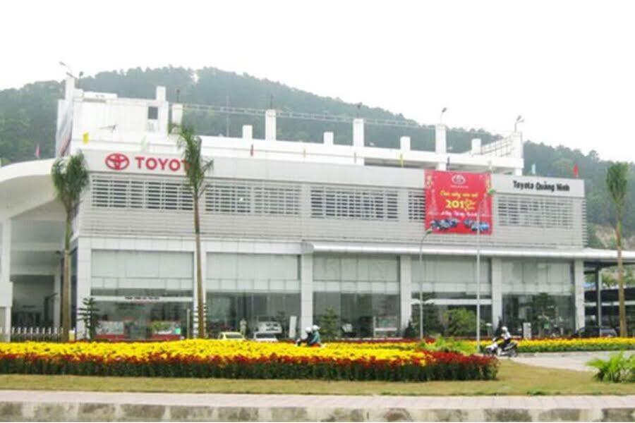 Đại Lý Toyota Quảng Ninh TP Hạ Long Quảng Ninh - Hình 1