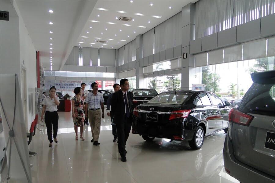 Đại Lý Toyota Quảng Ninh TP Hạ Long Quảng Ninh - Hình 2