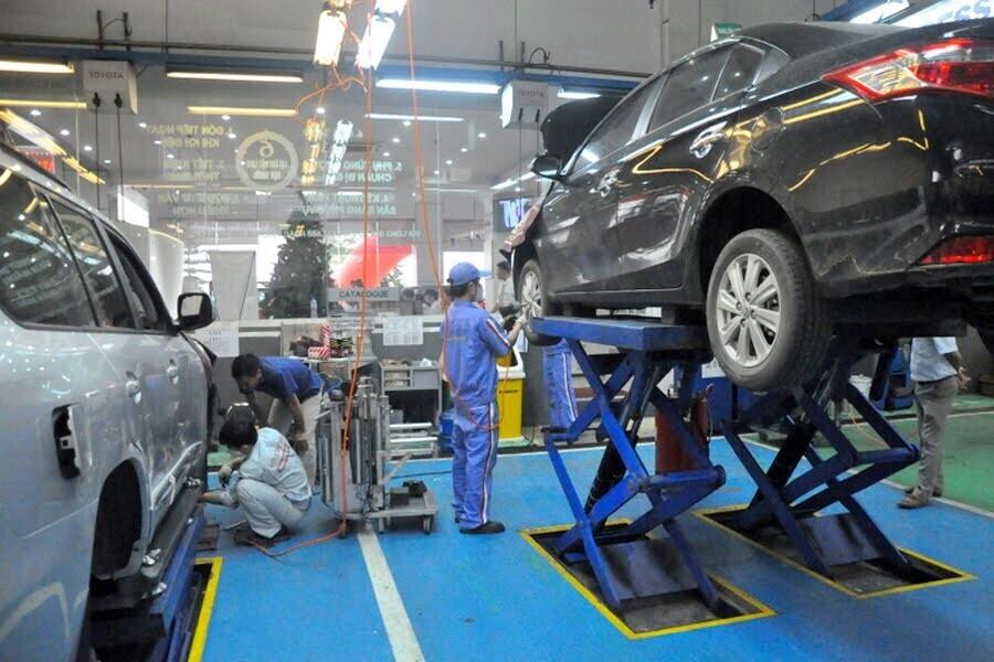 Đại Lý Toyota Quảng Ninh TP Hạ Long Quảng Ninh - Hình 3