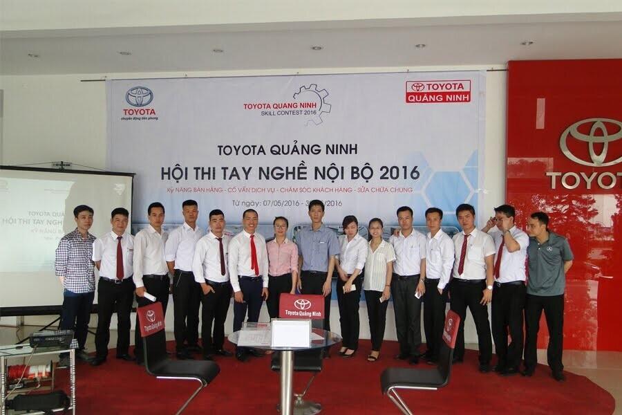 Đại Lý Toyota Quảng Ninh TP Hạ Long Quảng Ninh - Hình 4